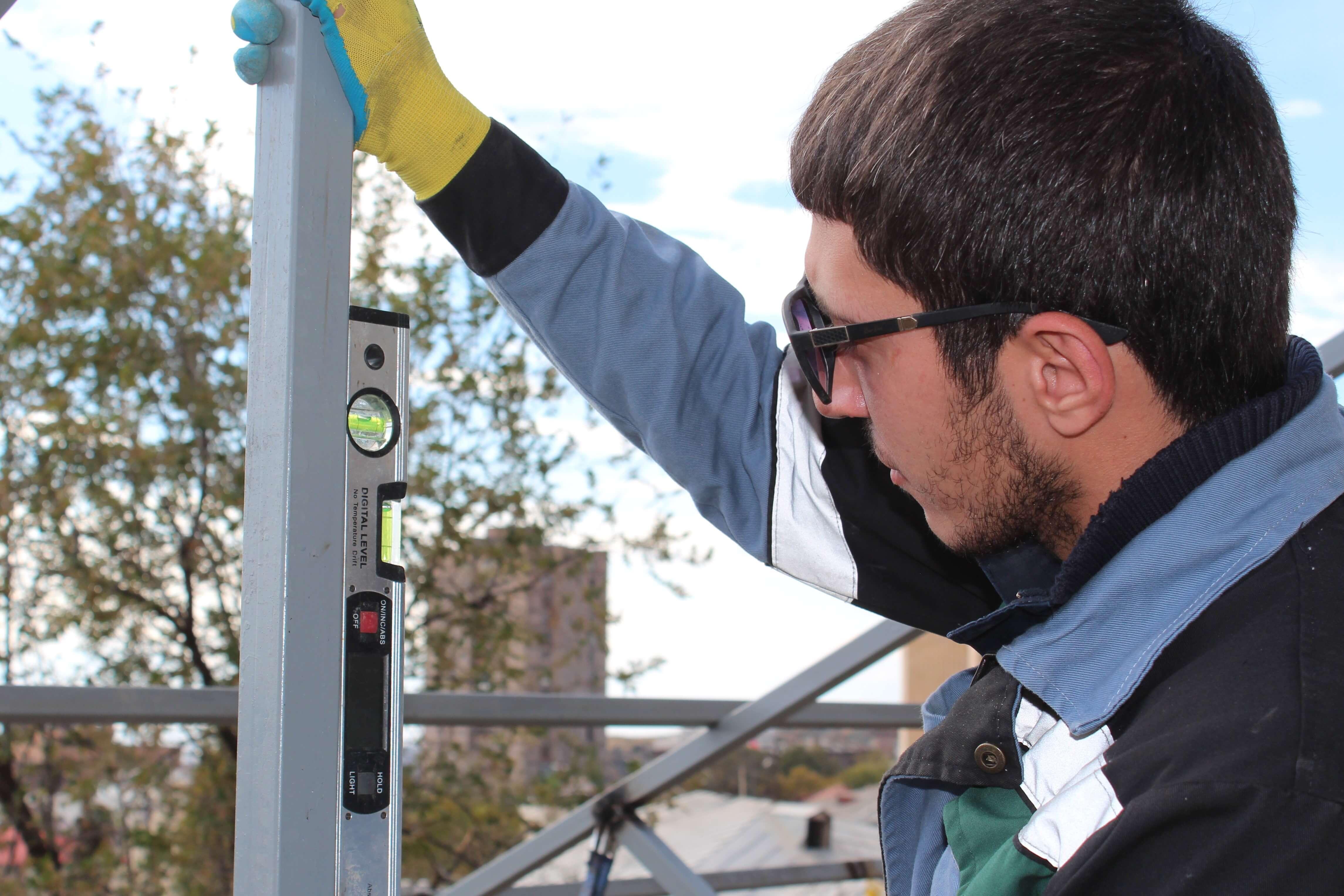 eco step solar energy