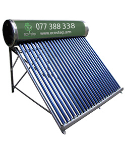 Արևային էներգիա, արևային մարտկոցներ, պանելներ, Էկո Ստեպ