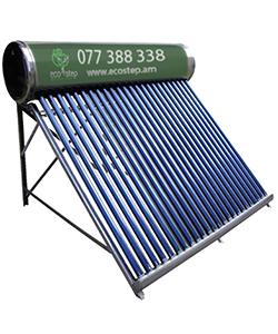 Solar Energy, Eco Step Armenia,  Solar batteries