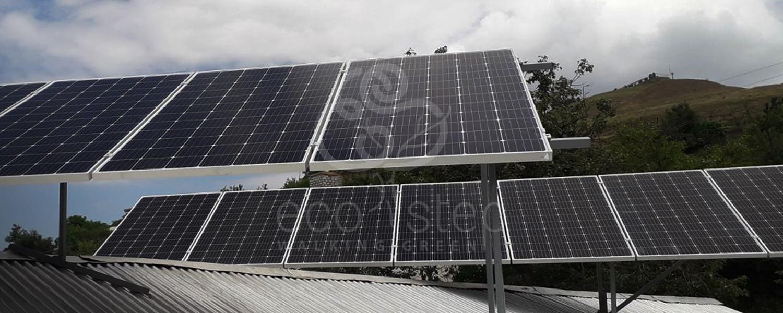 Արևային էներգիա, արևային մարտկոցներ, պանելներ, Էկո Ստեպ, солнечная беседка